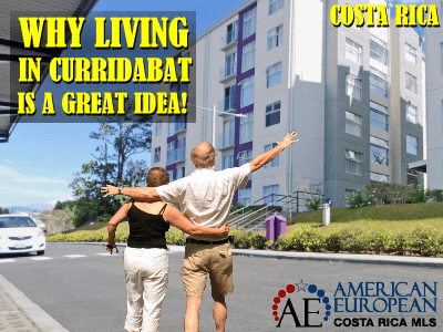 Why living in Curridabat is a great idea