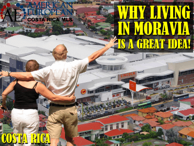 Why Living in Moravia is a Great Idea!