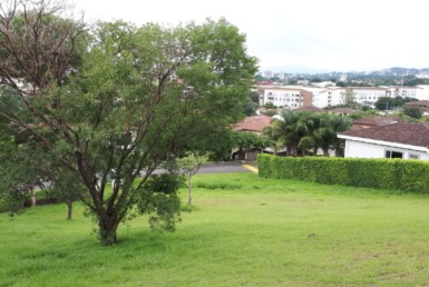 Cerro Alto Condominio Escazu great views building lot