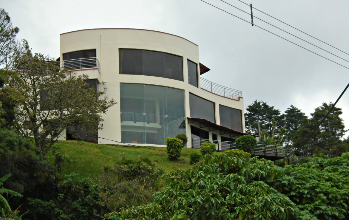 Incredible On Top of the World 3 BR Escazu Luxury Mountain Home