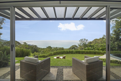 Modern Escaleras Dominical 3 BR Luxury Home with coastline view