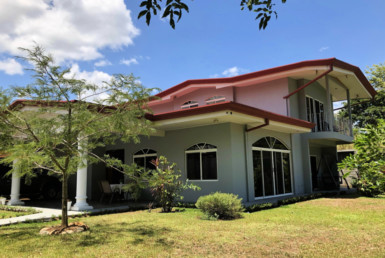 River frontage La Garita Home in Secure Gated Community