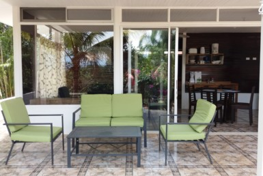 Atenas Center Furnished 2 BR house with community pool all included