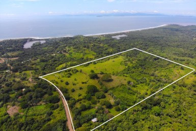 127 Acre Bajamar Development Farm Near Beach Central Pacific