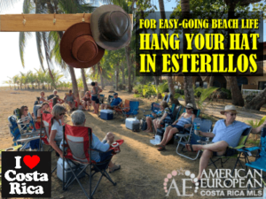Experience beach life in easy-going Esterillos Beach