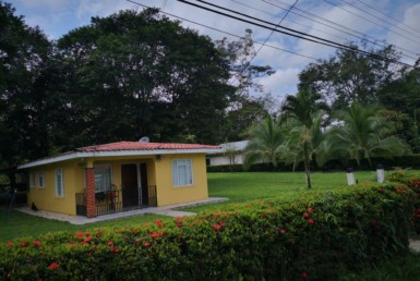 Affordable Chachagua 2 BR Tico House on Half Acre Property