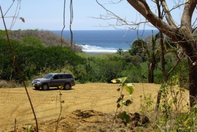 Los Sueños Panoramic Ocean and River View Lot in San Juanillo