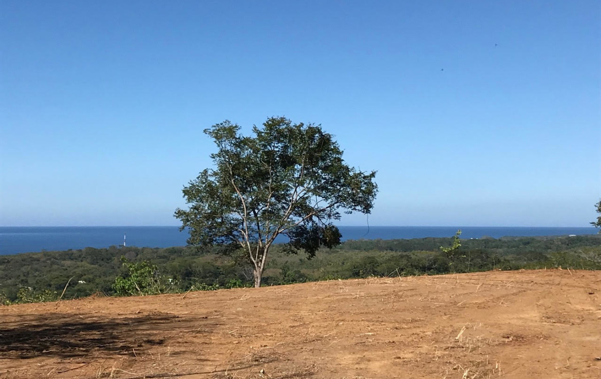 Spectacular San Juanillo Hilltop Panoramic Ocean View Building Lot