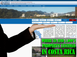 Where to find thousands of Costa Rica property listings