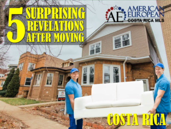 5 Surprising Revelations After Moving Into A New Home