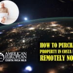 How to buy property remotely from the USA now