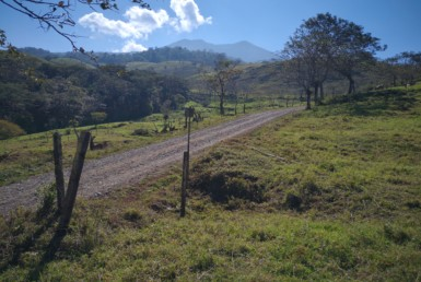 Platanar Rural Half Acre Building Lot with city views