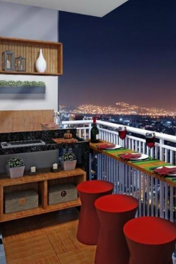 9 Fantastic Small Condo Balcony Design Ideas