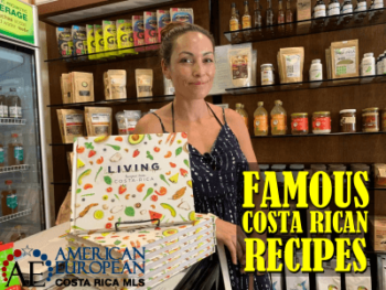 The Famous Costa Rican Recipes by Melissa