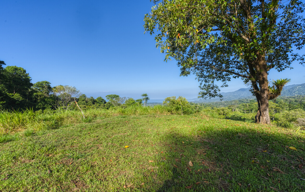 Uvita 33 Acre Valley and Ocean Sunset View Farm