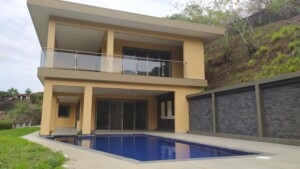 Unfurnished New 3 BR Atenas Luxury Home with pool and view