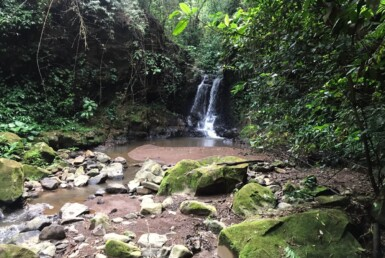 Grecia Eco Homesite with Forest and River + Waterfall