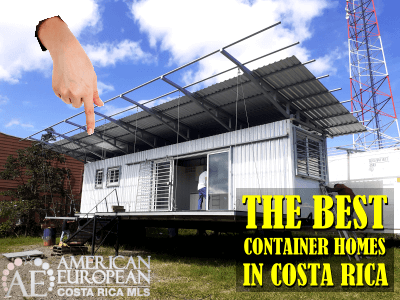 container homes in Costa Rica