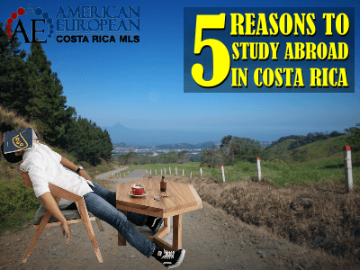 5 Reasons Why You Should Study Abroad in Costa Rica