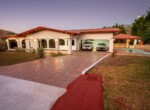 Single Story Atenas 3 BR Home with Pool, Rancho, and Multi-purpose field