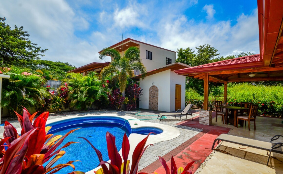 Immaculate Playa Samara 3 BR Home Priced to Sell