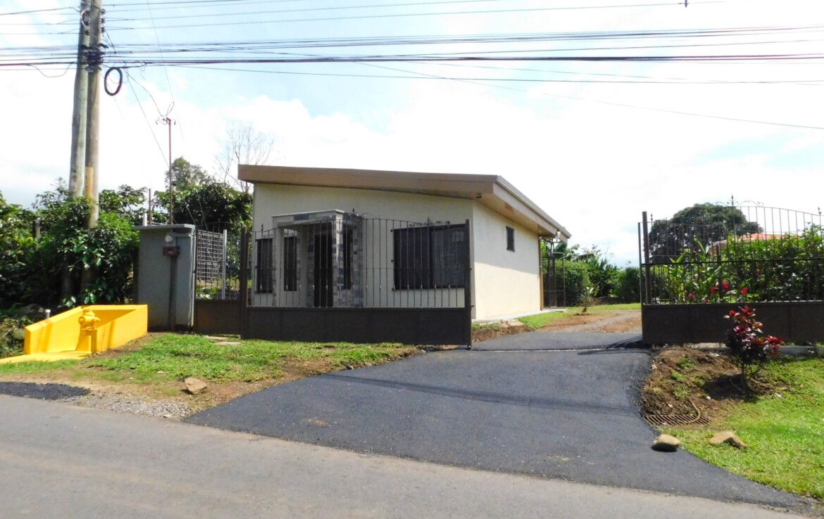 Affordable Brand New 2 BR Home for rent in Grecia
