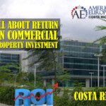 All About the Return on Commercial Property Investment