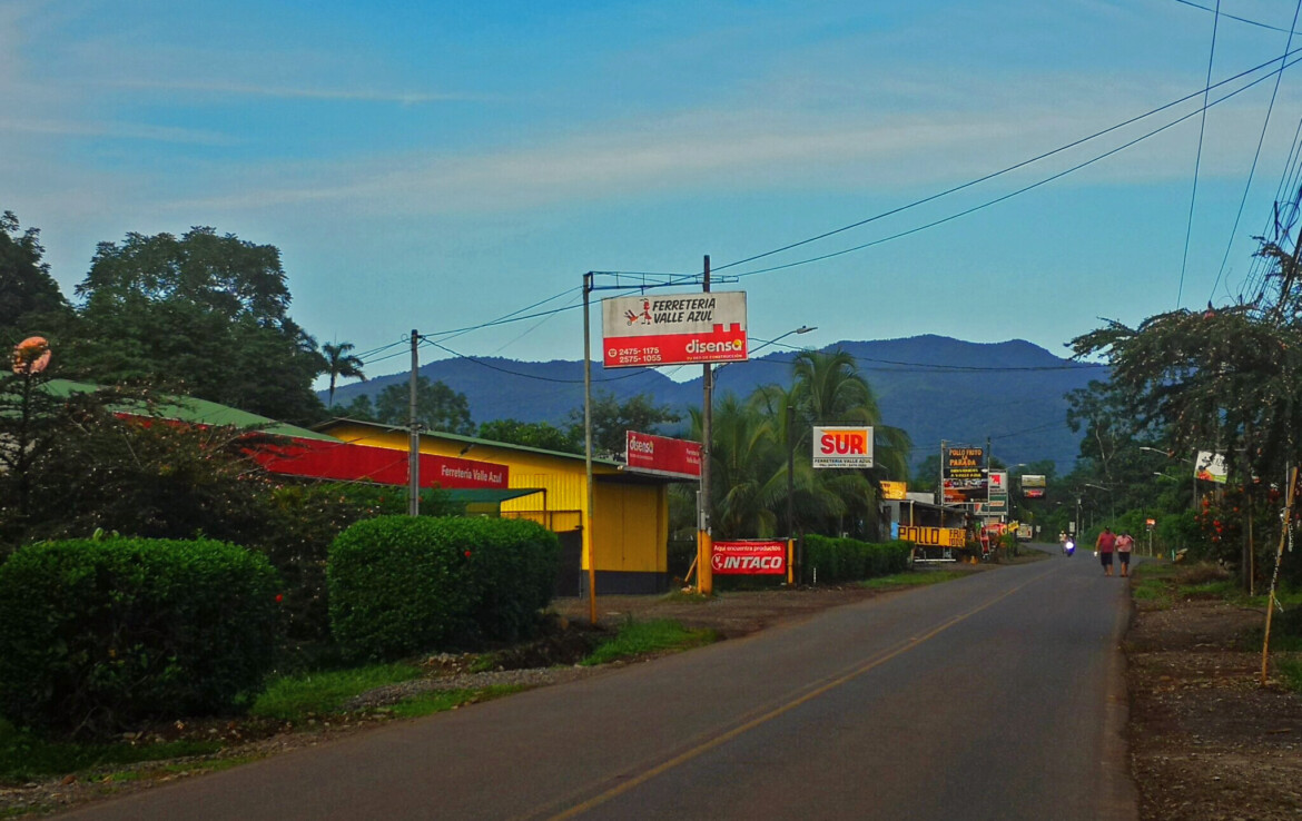 Valle Azul San Carlos Hardware Store for sale
