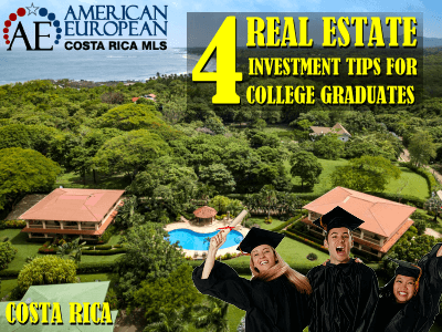 4 Smart Real Estate Investment Tips for a College Graduate