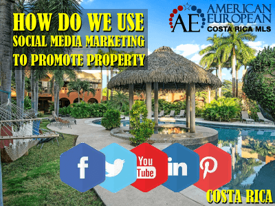 How We Use Social Media Marketing to Sell Your Property