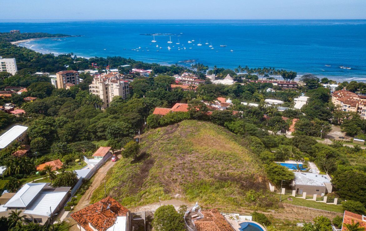 One Acre 300 Degree Ocean View Home Site in Tamarindo