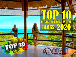 Top 10 Costa Rica real estate blogs 2020