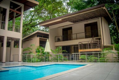 9 Puerto Jimenez Villas with Ecolodge or Vacation Rental Potential