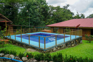 Perez Zeledon 3 BR River House with Pool and Rancho