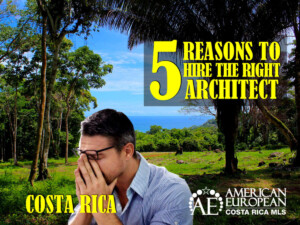 5 Reasons to Hire the Architect Before Buying the Building Lot