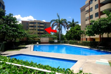 The Best Concasa 2 BR 5th Floor Condo Pool View - Owner Financing