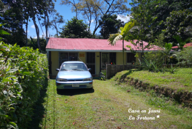 La Fortuna 3 BR home with pool and 1 BR apartment