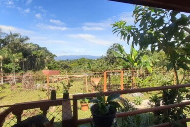 Private Fully Furnished 2 BR Grecia House with Mountains views