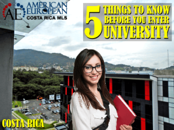 5 Things to Know Before You Enter University in Costa Rica