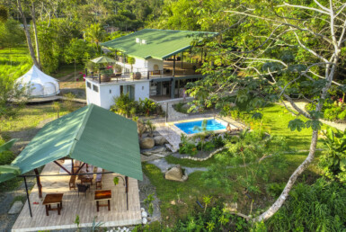 Spectacular Turnkey 9 BR Uvita South Pacific Retreat Center
