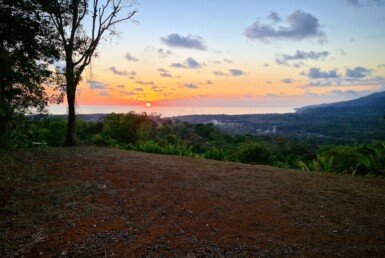6 Hectare Uvita Estate with 14 Building Sites with Nature Reserve