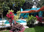Colorful Atenas 3BR Spanish Hacienda Style Home with Guest House-1