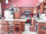 Colorful Atenas 3BR Spanish Hacienda Style Home with Guest House-11