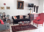 Colorful Atenas 3BR Spanish Hacienda Style Home with Guest House-12