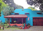 Colorful Atenas 3BR Spanish Hacienda Style Home with Guest House-7