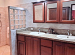 Colorful Atenas 3BR Spanish Hacienda Style Home with Guest House-9
