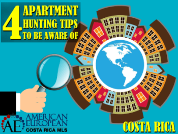 4 Apartment Hunting Tips to Help You Find the Perfect Place for You