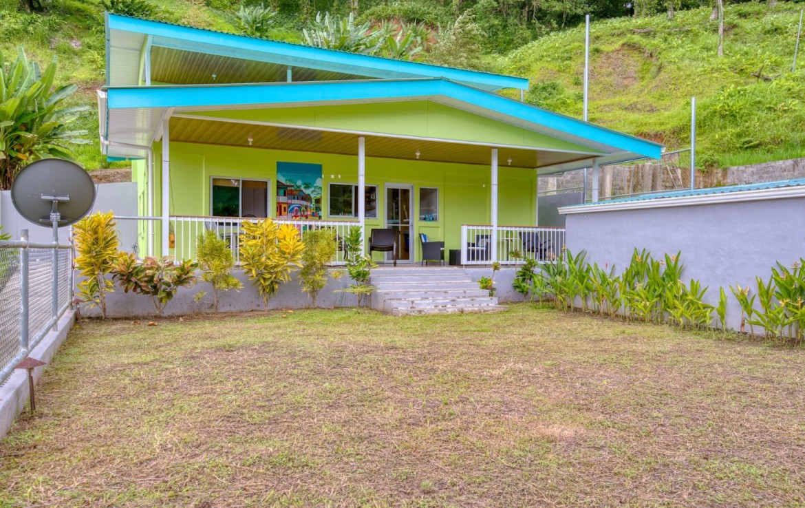 Affordable 4 BR Puerto Viejo Home on the Caribbean