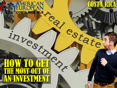How To Get the Most Out Of A Real Estate Investment