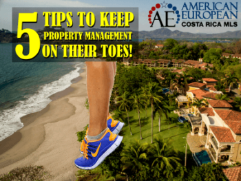 5 Tips to keep Property Management on their Toes